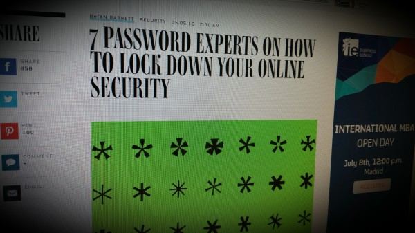 7 Password Experts on How to Lock Down Your Online Security