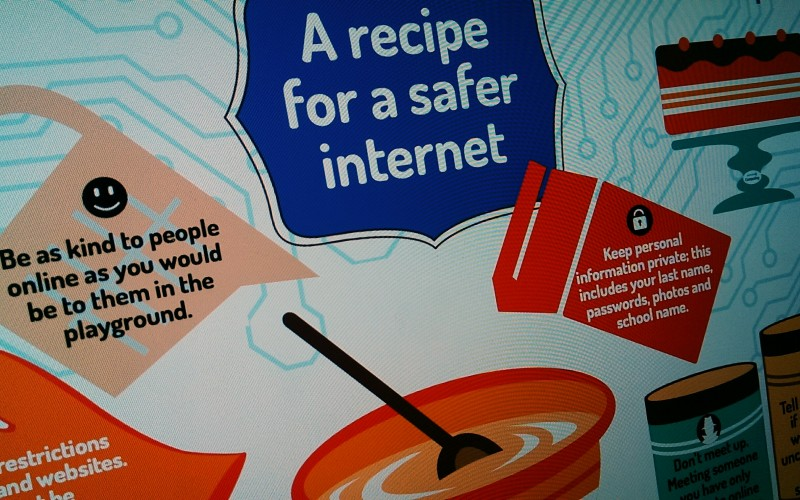 A Recipe for a Safer Internet