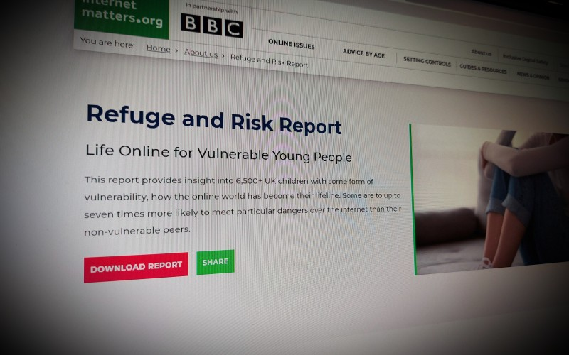 Refuge and Risk Report