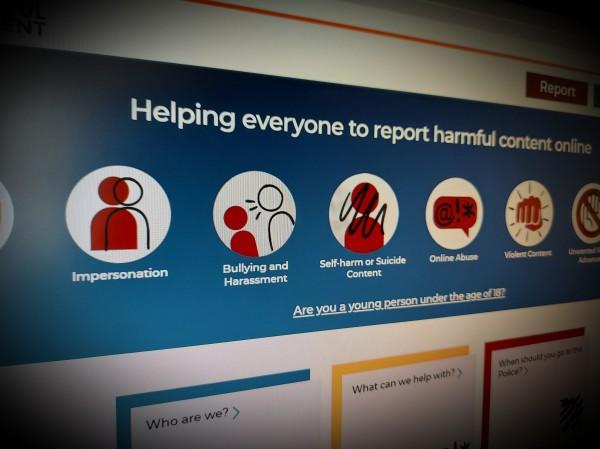 Report Harmful Content