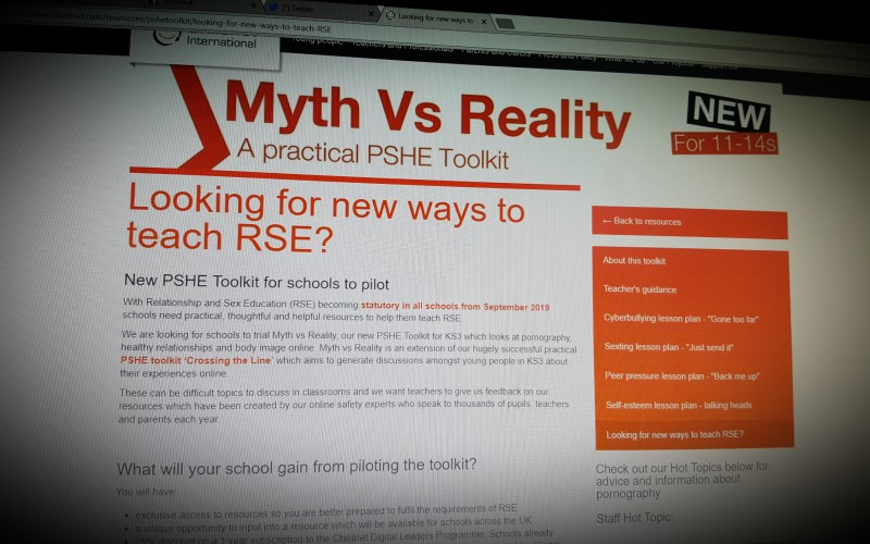 Looking for new ways to teach RSE?