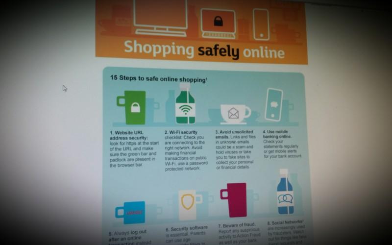 15 steps towards safer online shopping