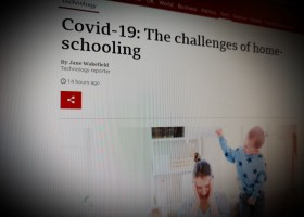 Covid-19: The challenges of home-schooling