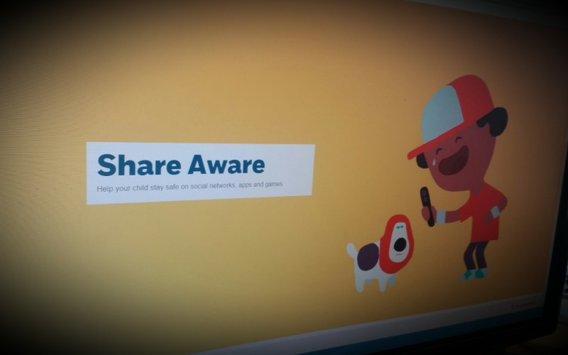 NSPCC - Share Aware resource