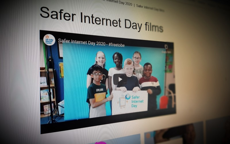 Safer Internet Day films 2020