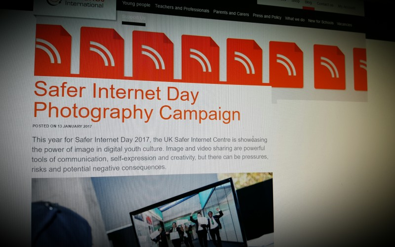 Safer Internet Day Photography Campaign