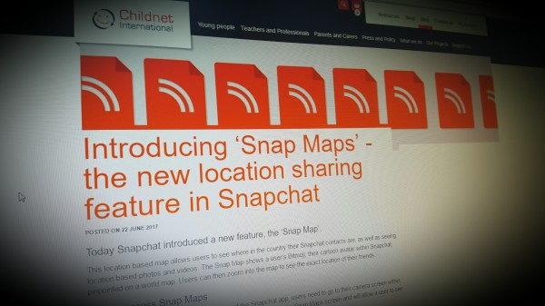 Introducing 'Snap Maps' - the new location sharing feature in Snapchat