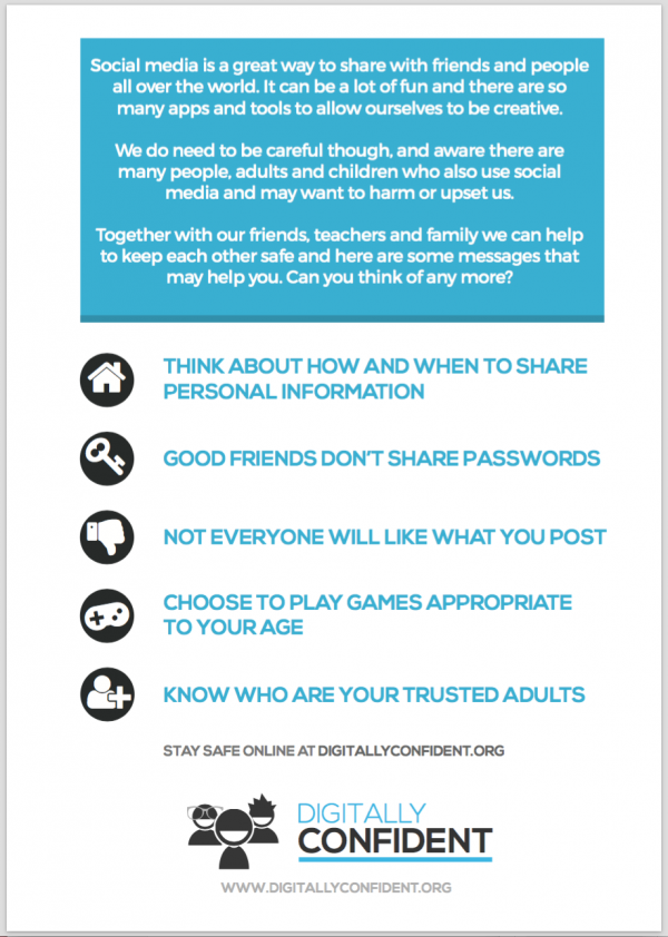 Staying Safe on Social Media - Tips