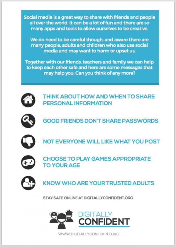 Staying Safe on Social Media - Tips