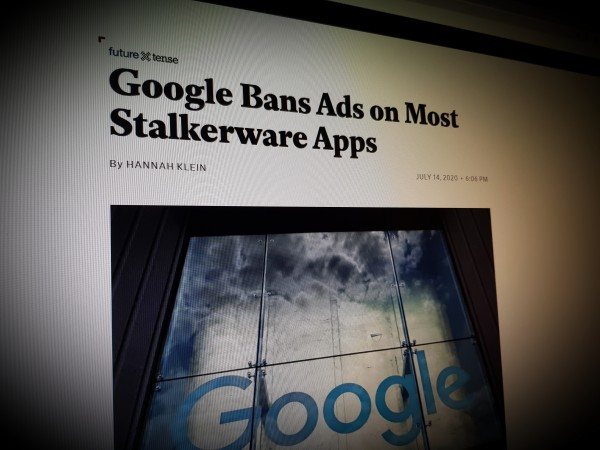 Google Bans Ads on Most Stalkerware Apps