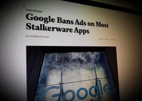 Google Bans Ads on Most Stalkerware Apps