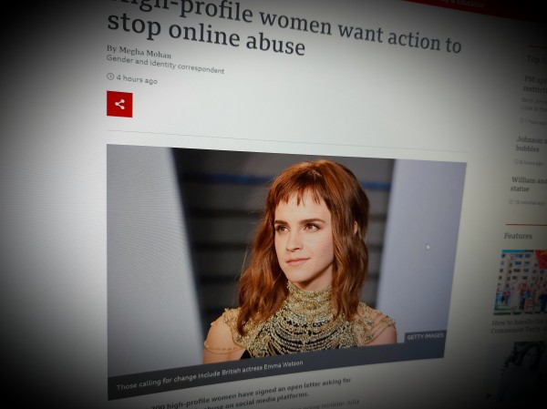 High-profile women want action to stop online abuse