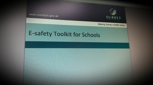 eSafety Toolkit for Schools by Surrey County Council