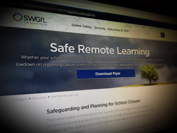 Safe Remote Learning