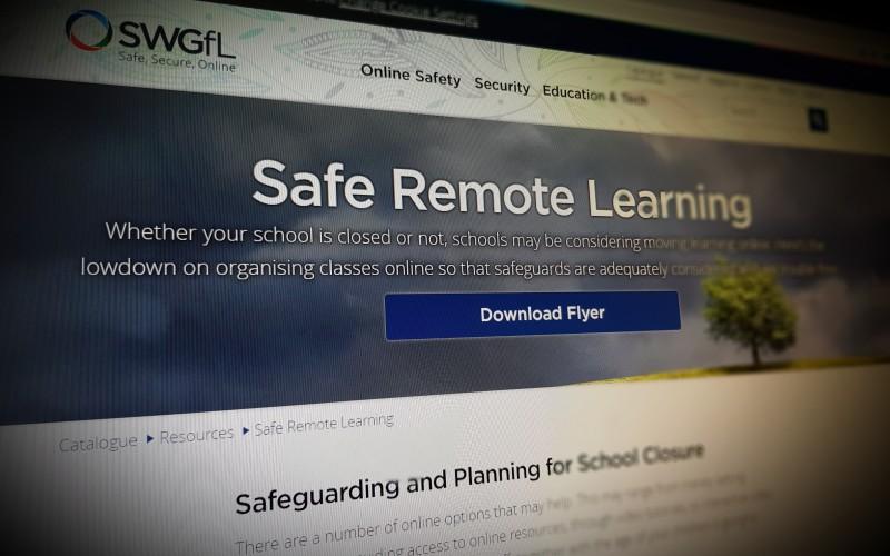 Safe Remote Learning