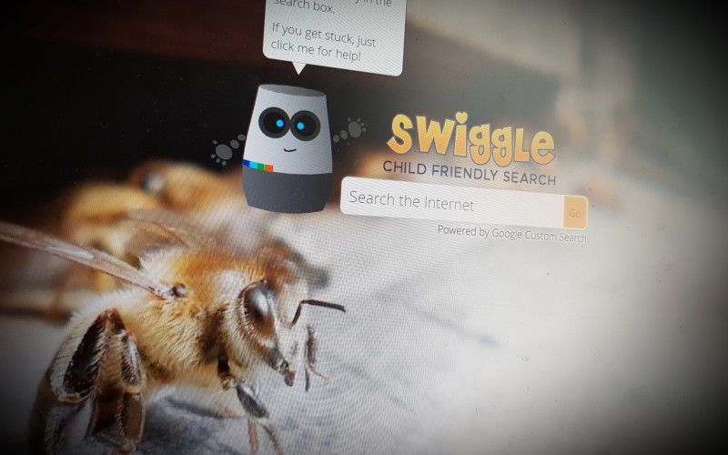 Swiggle - child friendly search engine