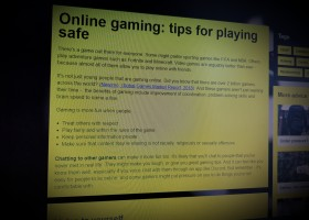Online gaming: tips for playing safe
