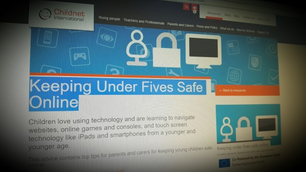 Keeping Under Fives Safe Online