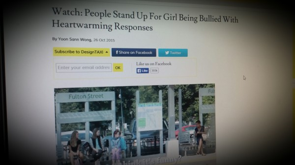 Watch: People Stand Up For Girl Being Bullied With Heartwarming Responses