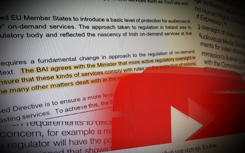 Regulation is Coming to YouTube, and It's Going to be Ugly